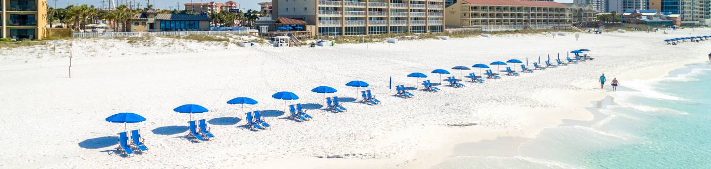 Destin Gulfgate Condos - Beach side
